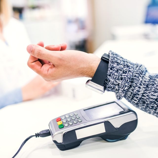 The development of contactless payments (an estimation)