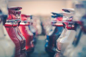 Automotive Industry Car Sale